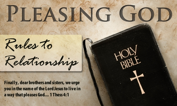 Image result for pleasing the lord